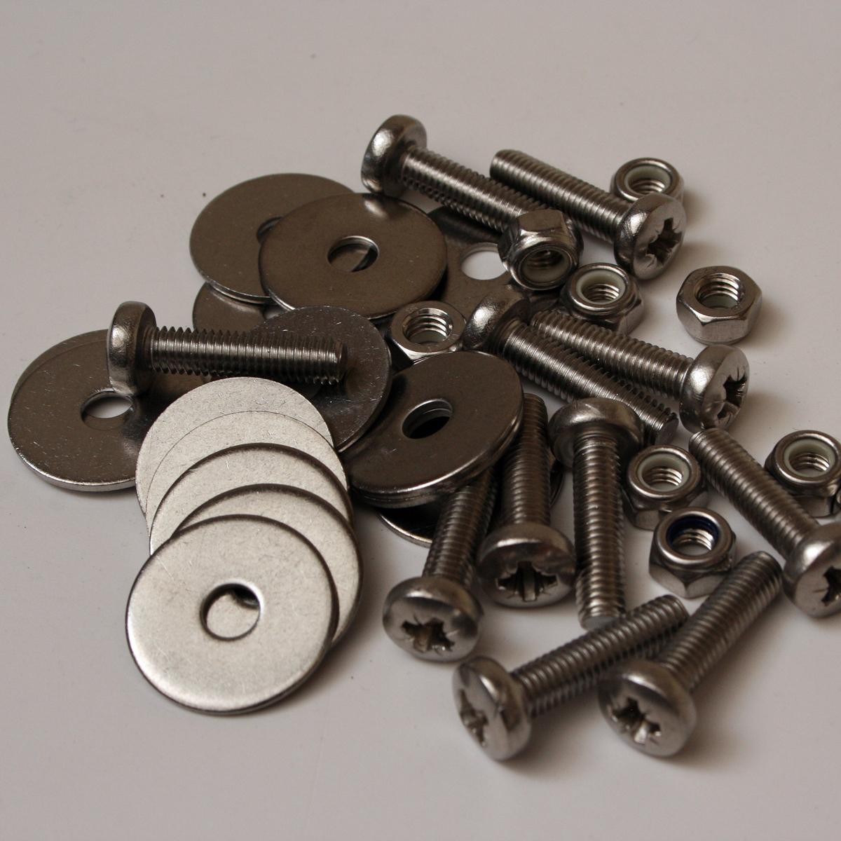 stainless steel machine bolt